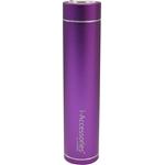 PowerBank Lady, 3000mAh, purple