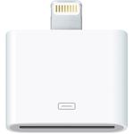 iPhone 4/5 Adapter Übergangsstück zum Ladekabel Lightning auf 30-polig (nur Ladefunktion)