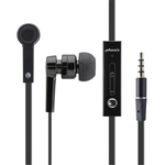 Phonix Kopfhörer, Stereo, Klinkenstecker 3.5 mm, schwarz
