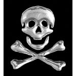 3-D Sticker Mini, Cranio, 5 x 5 cm