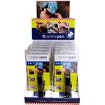 Nothammer SafetyPen® 3 in 1, mit Halterung, Display à 10 Stück