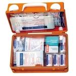 Verbandkoffer QUICK 72-teilig, orange, Normfüllung DIN 13157