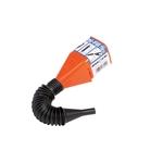 Einfüllhilfe Mini Fill Flex, orange, mit flexiblem Schlauch