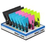 Thekendisplay Eisschaber 2K, mehrfarbig assortiert, Display à 21 Stück