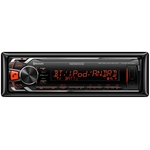 KENWOOD KMM-303BT, Radio UKW / MW / LW, Bluetooth, USB, AUX, iPod, iPhone, Android, ohne CD-Laufwerk, ET 107 mm