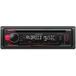 KENWOOD KDC-151RY, Combiné CD, FM / OM / OL, RDS, USB, AUX, MP3, Android, 2 Preouts 2.5 V