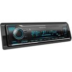 KENWOOD Radio KMM-BT504DAB, Bluetooth, mit UKW, USB, AUX, iPod, iPhone, Android, ohne CD-Laufwerk, ET 100 mm