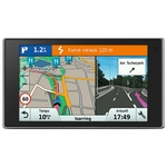 GARMIN Navi, DriveLuxe 50 LMT-D, Metall-Look, 5-Zoll Display, Europa programmiert, Lifetime Update