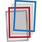 Buste adesive EICHNER per l'indicazione del prezzo, rosso, confezione da 10 pezzi.