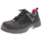 Chaussures de sécurité Jalas Geox, 3010, S2, noir, pointure 37