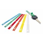 EICHNER Einweg-Schlüsselanhänger, gelb, Rolle à 1'000 Stück