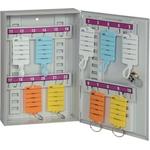 EICHNER Schlüsselschrank zur Schlüsselaufbewahrung, mit 22 Schlüsselplätze