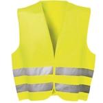 Warn-/Sicherheitsweste, gelb