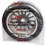 ESA Sacco per pneumatici con sovrastampa, serie di 50 pezzi