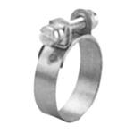 SWG Norma-Schellen Bandbreite 9 mm Ø 15 mm, Pack à 25 Stück