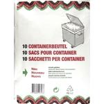 Container-Einlagen 800 l, Packung à 10 Stück.