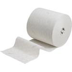 KIMBERLY-CLARK SCOTT Essential 6691, Rouleau d'essuie-mains blanc, 350 m, paquet de 6 rouleaux
