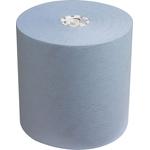KIMBERLY-CLARK SCOTT Essential 6692, Rouleau d'essuie-mains bleu, 350 m, paquet de 6 rouleaux