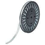 Auswuchtgewicht Rolle, selbstklebend, Zink 371R FL, grau 1000 x 5 g