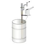 GARTEC kit pompe pneumatique 1:1 NK 1001