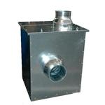 Filcar Schalldämmbox BOX-INS-AL100/150-D