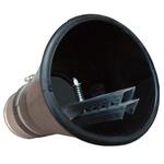 FC Gummitrichter Modell BGPC-125/200