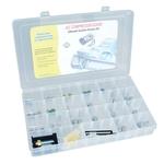 KLITECH Klima-Kompressorenschutzfilter Set MT2165-60