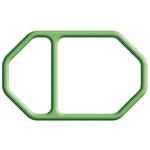 KLITECH Flanschdichtung Nippond 5 Stück MT0194