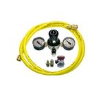 KLITECH Gasdruck-Prüfset Junior R134a 120020
