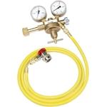 KLITECH Klima-Gasdruckprüfset R134a Basic N2 110185