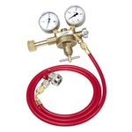 KLITECH Klima-Gasdruckprüfset R134a Basic H2 110181