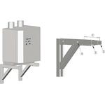 Console murale pour module de chauffage TAB10470005