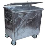 OCHSNER Stahlcontainer fahrbar 800 l