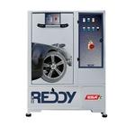 Hochdruck-Radwaschmaschine NEW REDDY mit Abwasserpumpe, schallisoliert
