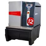 DRESTER Radwaschmaschine Wheel Washer Silverstone 12 mit Heizung