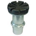 NUSSBAUM Aufsatzgarnitur verstellbar 115 - 220 mm, Satz = 4 Stk. zu SMART Lift 2.50