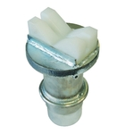 NUSSBAUM Aufsatzgarnitur für MB 100 verstellbar 150 - 255 mm, Satz = 4 Stk.