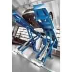 NUSSBAUM UNI Lift 3500 NT - Unterflurversion lang mit glatter Fahrbahn ohne pneumatischer Klinke, Schienenlänge 4'700 mm