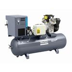 ATLAS-COPCO Kolbenkompressor 10 bar, LE 2-10 IFX 270