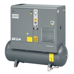 ATLAS-COPCO Schraubenkompressor GX 2-10-IFX 200