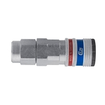 CEJN Coupleur de sécurité eSafe Série 320, Streamline 11 x 16 mm