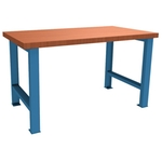 LISTA Werkbank Selection 1500 x 800 x 850 mm, blau, 88.141.010