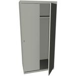 LISTA armoire-vestiaire 800 x 500 x 1700 mm , gris, 94.543.020