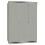 LISTA armoire-vestiaire 1200 x 500 x 1700 mm , gris, 94.411.02