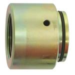 Adaptateur pour cylindre hydraulique avec anneau O KL-0039-1003