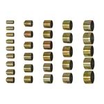 Druck-/Stützhülsen Satz 030-90mm kurz, 4 KL-0039-160