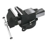 KRAFTWERK Stahl-Schraubstock 125 mm 2962