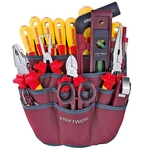 KRAFTERK Jeu d'outils pour l'électricien trousse 3996ET