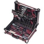 KRAFTWERK Profi-Alu-Werkzeugkoffer, 263-teilig 3948