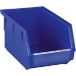 KRAFTWERK Kunststoffbox blau, 140 x 125 x 220 mm 3964-29-15